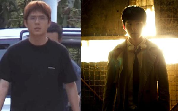 """刘浩然染黄变成了""""胖哥"""" 韩寒电影里的帅哥变成了野小子?"""