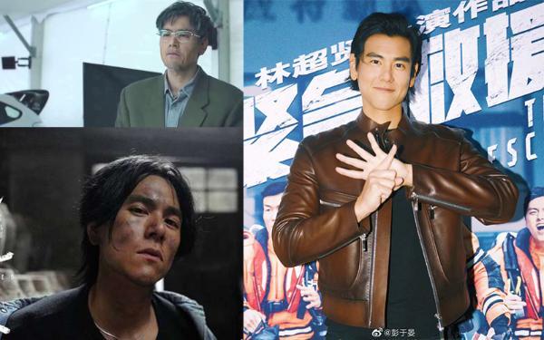 """刘昊然染黄发成""""土胖""""小哥,韩寒电影里帅哥都成狂野男孩了?"""
