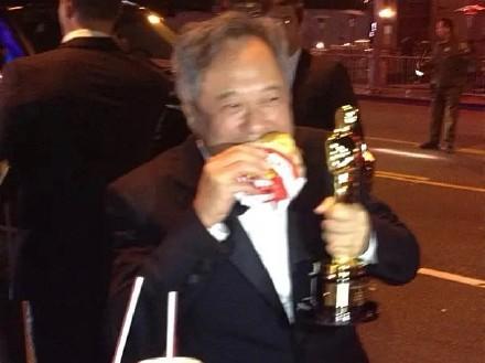 李安获英国电影学院奖终身成就奖 过往获奖者包括卓别林等