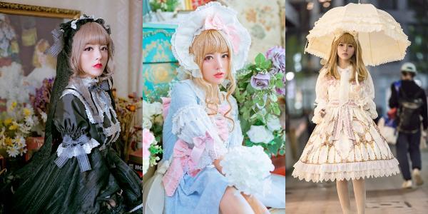 李若彤挑战洛丽塔像洋娃娃 杨超越宛如公主