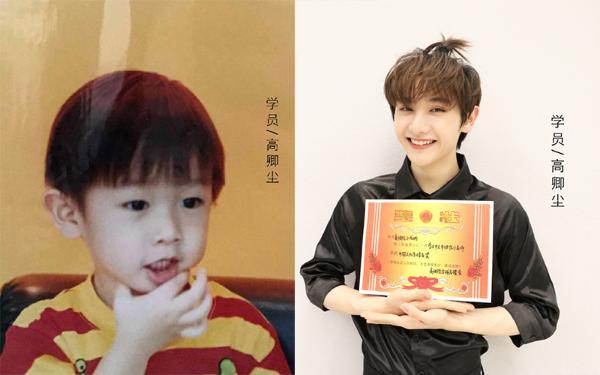 《创》学生童年照片曝光!米卡刘玉肉嘟嘟赞多从小就没变过?