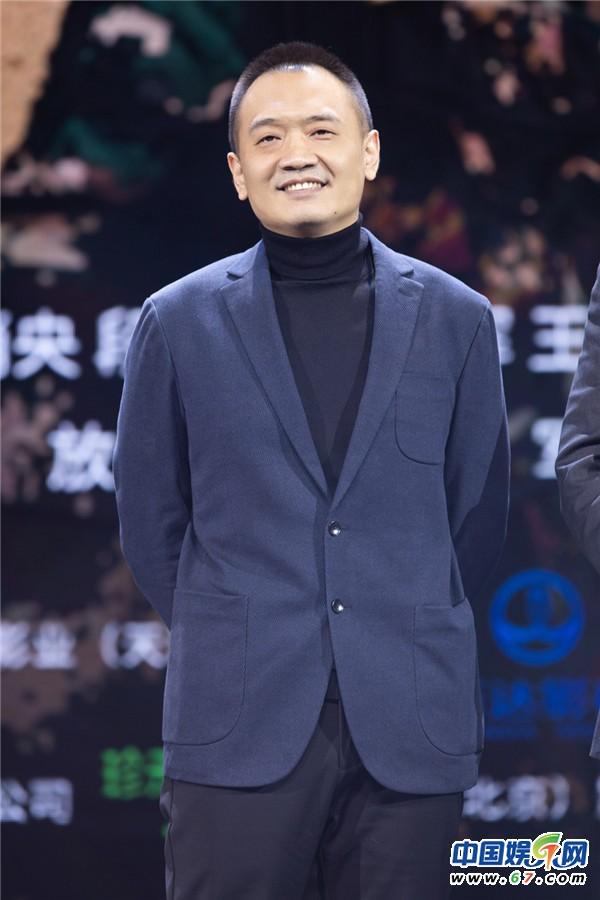 《号手就位》定档发布会 李易峰陈星旭啃馒头张馨予当红娘