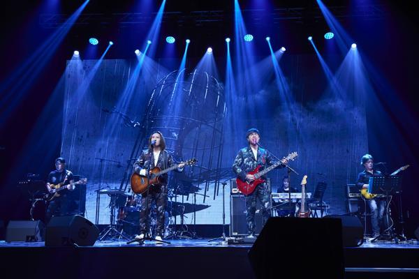 动力火车发行新专辑《都是因为爱》 演唱会全面开卖