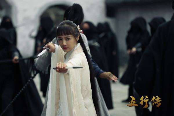 《五行传》开机 马国芯以奶猫级杀伤力女主角桃冰冰走进观众目光