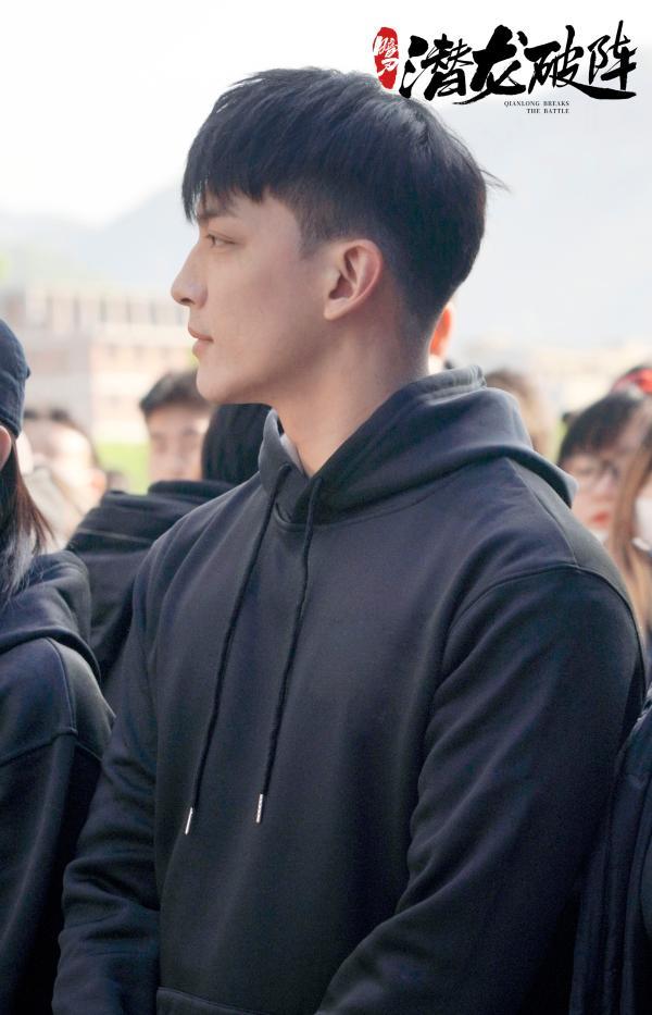 """电影《潜龙破阵》近日开机 演员程涛演绎""""忠义箭士"""""""