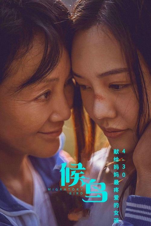 继《我的姐姐》后五一档又有部女性片《候鸟》,最现实也最催泪的母女情