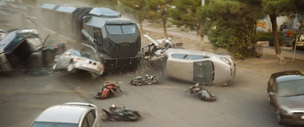 《速度与激情9》今日燃情上映 年度最刺激动作爽片炸裂来袭
