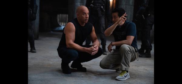 """《速度与激情9》托雷托遇上托雷托 约翰·塞纳硬刚""""亲哥""""范·迪塞尔"""