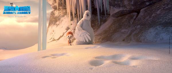 暑期温馨合家欢动画!电影《笨鸟大冒险》定档 7月10日 成长旅途即刻开启