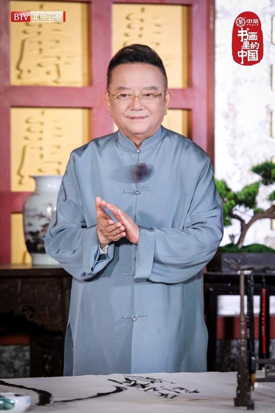 """吴樾加盟北京卫视《书画里的中国》""""对话""""李白 与王刚共览书画里的江山"""
