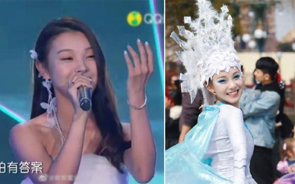 昔日秀人现况:创1陈语嫣迪士尼当NPC 快女冠军做微商