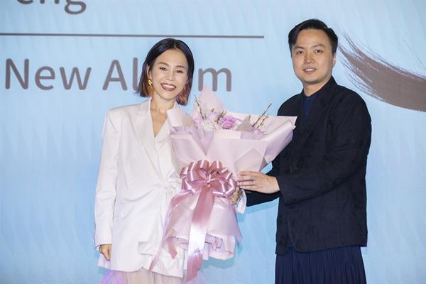 彭佳慧全新专辑《太难唱了》正式发行 出道25年累积破10亿次点阅