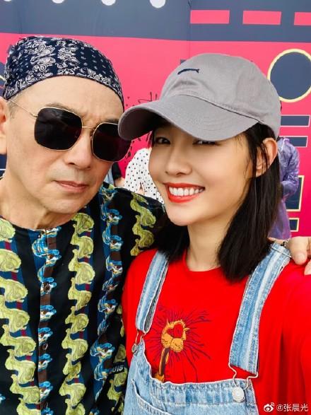 张晨光说佟大为是失散十五年的儿子 《奋斗》父子档后再合作!