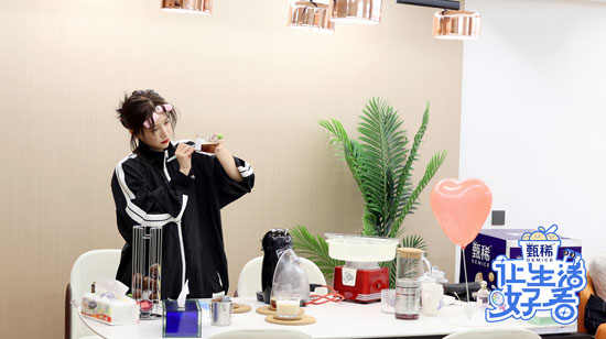 """《让生活好看2》再迎新成员,阚清子牌""""亲爱的咖啡""""营业"""