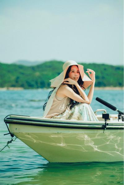 Karen莫文蔚重新诠释主演经典电影《食神》插曲《初恋》