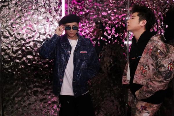 王炸!艾热AIR&王以太携手格莱美制作人发新专辑单曲《没时间流眼泪》