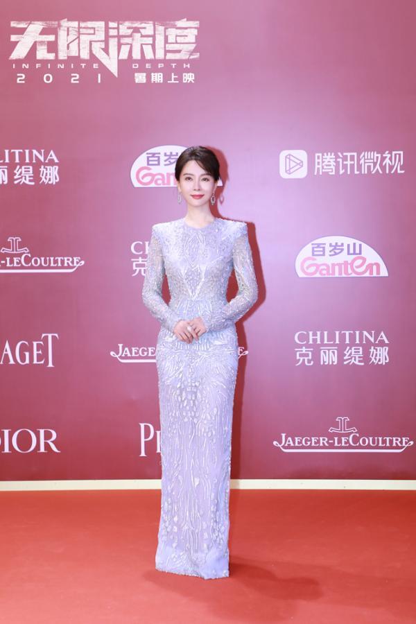 朱一龙黄志忠挑战极限救援 年度期待影片《无限深度》亮相上影节