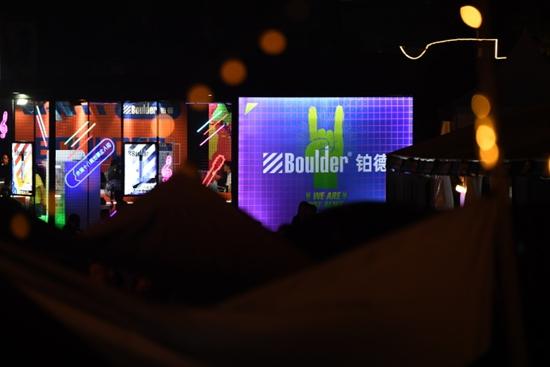 太湖迷笛音乐节落幕 现场的这一设定让乐迷欣喜!