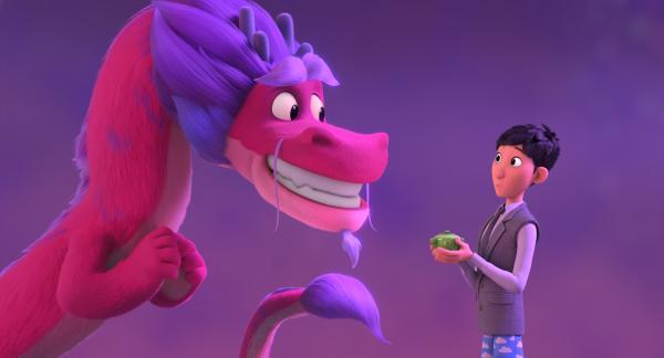 """""""中国制造""""动画《许愿神龙》登顶Netflix收视冠军!"""