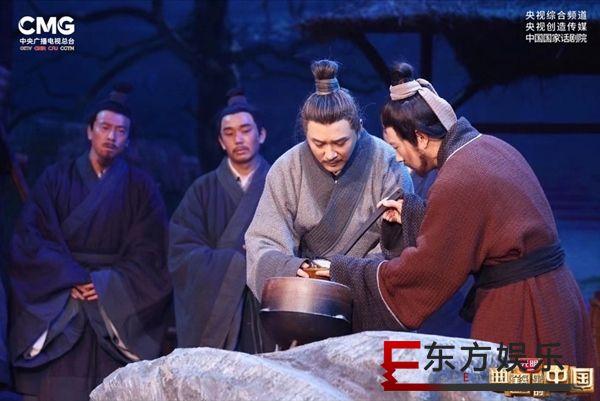 王仁君沉浸演绎《典籍里的中国》 引经据典传承民族文化