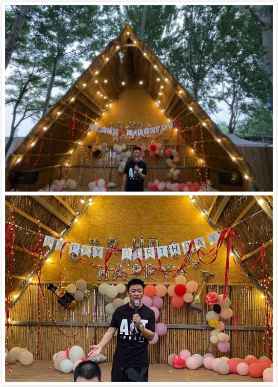 王宝强39岁庆生未见女友现身 生日愿望孩子们快乐成长
