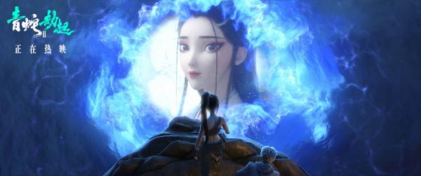 《白蛇2:青蛇劫起》曝插曲MV 小青桃花妖不同执念选择引热议