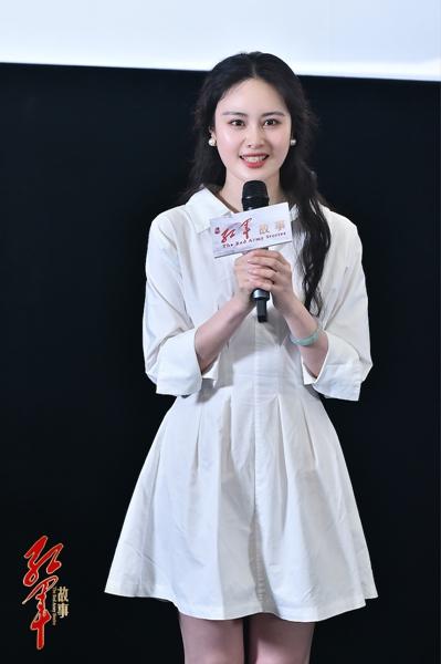 京剧电影《红军故事》在京首映 传统文化创新光影故事
