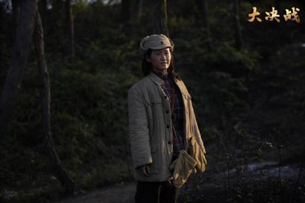 《大决战》热播 苏青饰演王翠云展现战时支前民工付出与牺牲