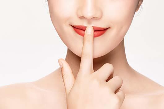 一个女人有没有福气,看她的嘴就知道