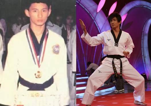 运动员出身的明星:宋慧乔是花滑高手 王嘉尔曾是击剑运动员