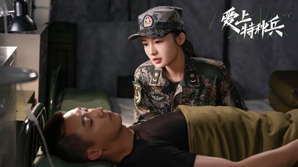 爱奇艺《爱上特种兵》燃情收官 黄景瑜李沁不负时代使命传递青年力量