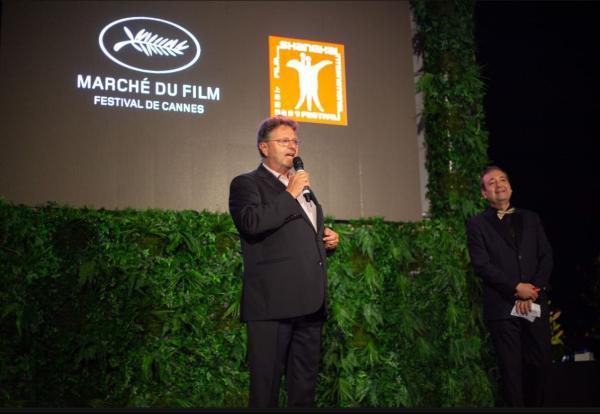 戛纳电影节开幕  SIFF YOUNG搭载青年影人崭露戛纳市场