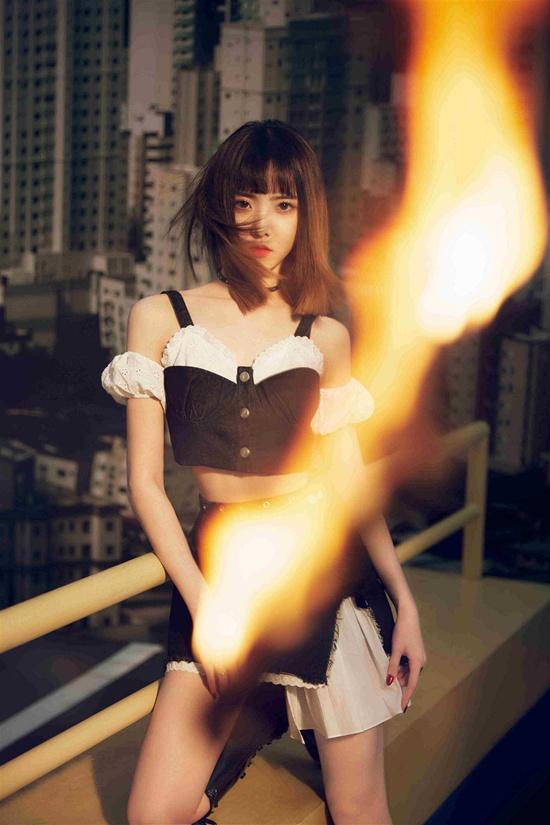 硬糖少女303周年纪念曲《了不起的女孩》上线 开启硬糖态度酷飒升级