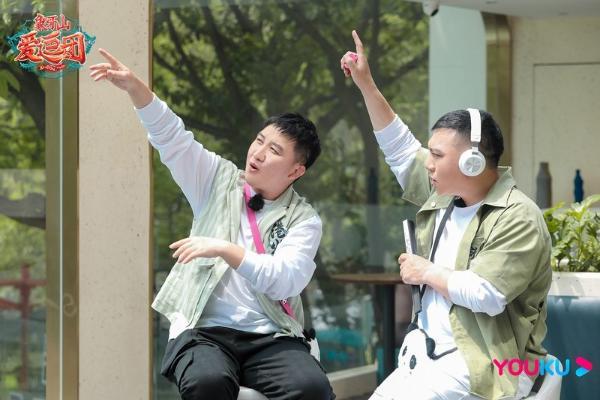 《象牙山爱逗团》成都方言挑战难倒众人,东北式川渝说唱有多硬核?
