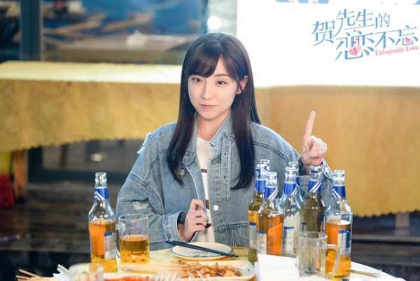 《贺先生的恋恋不忘》热播,詹梓琳饰演周晓安,助攻不断广受好评