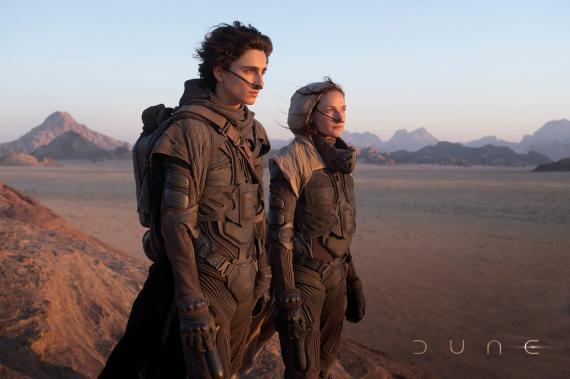 好莱坞科幻巨制《沙丘》确认引进 大银幕盛事引期待