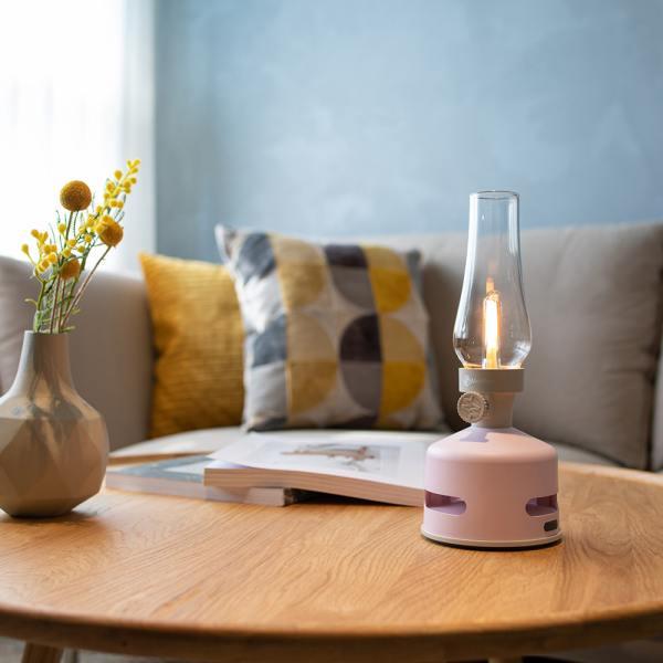 2021蓝牙音箱推荐:复古梦幻款!时尚造型+立体声环绕,放一台在房间立刻生活质感升级!
