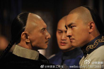 林更新吴奇隆10年后再合作 两男争女从古到今!