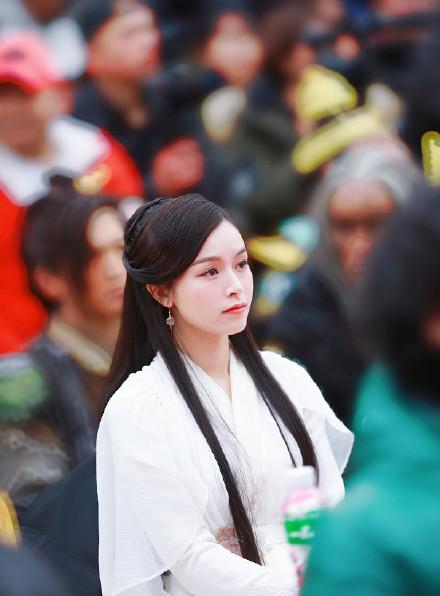 文咏珊演王语嫣美若天仙 新版《天龙八部》定档