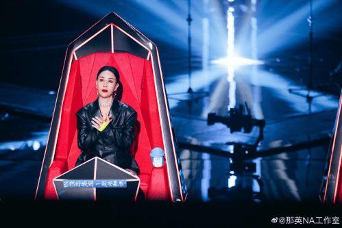 《中国好声音2021》重磅开播 十年长跑 那英发文感慨依旧热爱