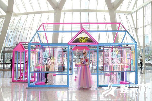 上海ifc商场 夏日奇趣虚拟互动艺术展
