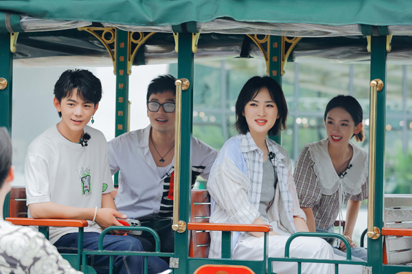 《中餐厅5》开启桂林站新篇章 新晋合伙人檀健次加入引关注