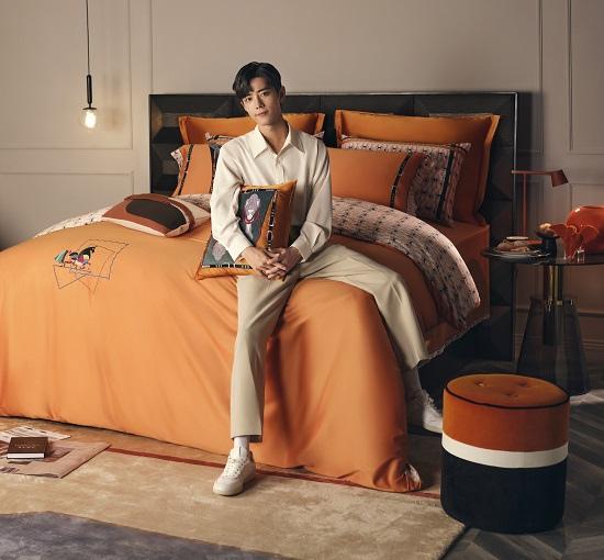 梦洁官宣品牌代言人,引领高端床上用品新风尚