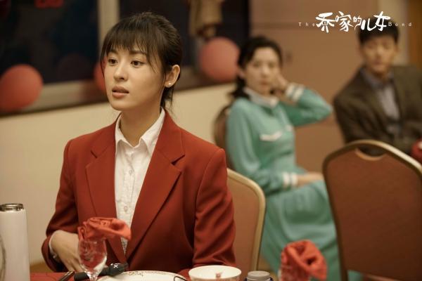周放《乔家的儿女》热播中,生动演绎叶小朗获好评
