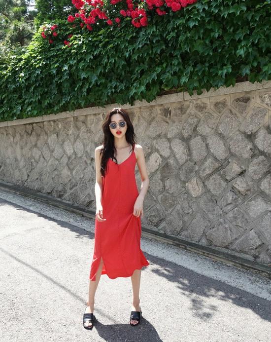 七月裙装新穿法 小仙女美裙时代已来