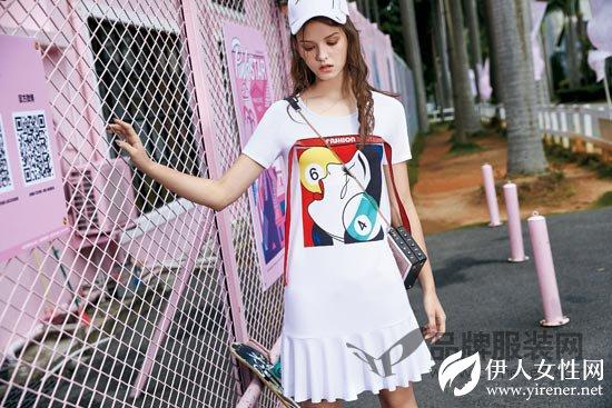 "get""欧娅铂""女装的时尚单品 夏日搭配so easy~"