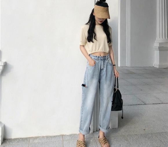 夏日裤子怎么选,才能变身时髦精