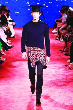 业绩增长强势 Calvin Klein再度加码高端成衣