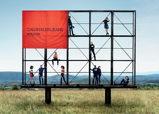CALVIN KLEIN 发布2018秋冬系列广告大片