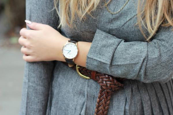 """衣品不够""""手表""""来凑,瞬间变身时髦精"""